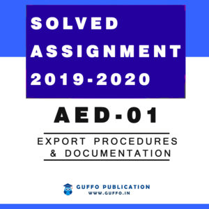 AED-01-Solved-asiignement-front-page